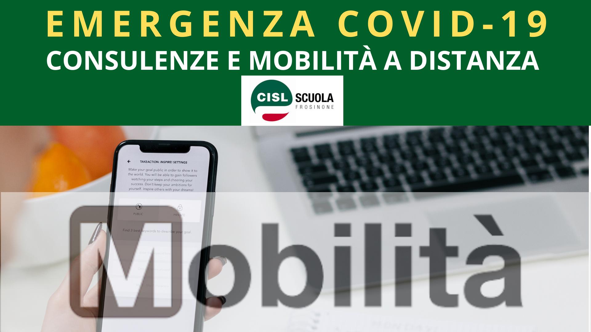 Mobilità Covid Frosinone